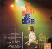 Cover Joe Cocker - The Best Of Joe Cocker [1971]